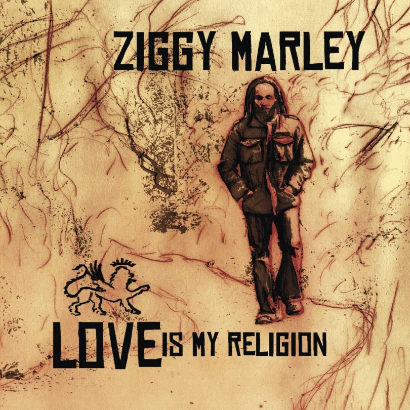 Love Is My Religion (2006) – Ziggy Marley